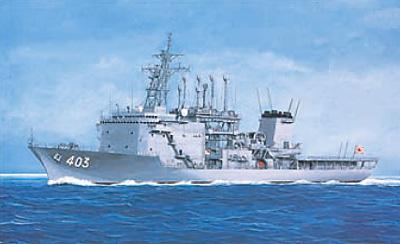 官庁船向特殊装置